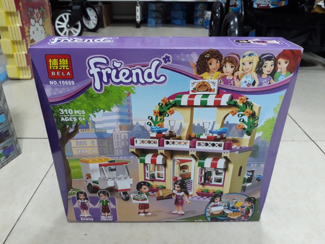Конструктор Bela Friends 10609 310 pcs. Фрэндс. Для девочек.