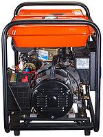 Бензиновый сварочный генератор SGW210ME