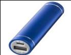 Портативное Зарядное Устройство 2200мА/ч, Синий
