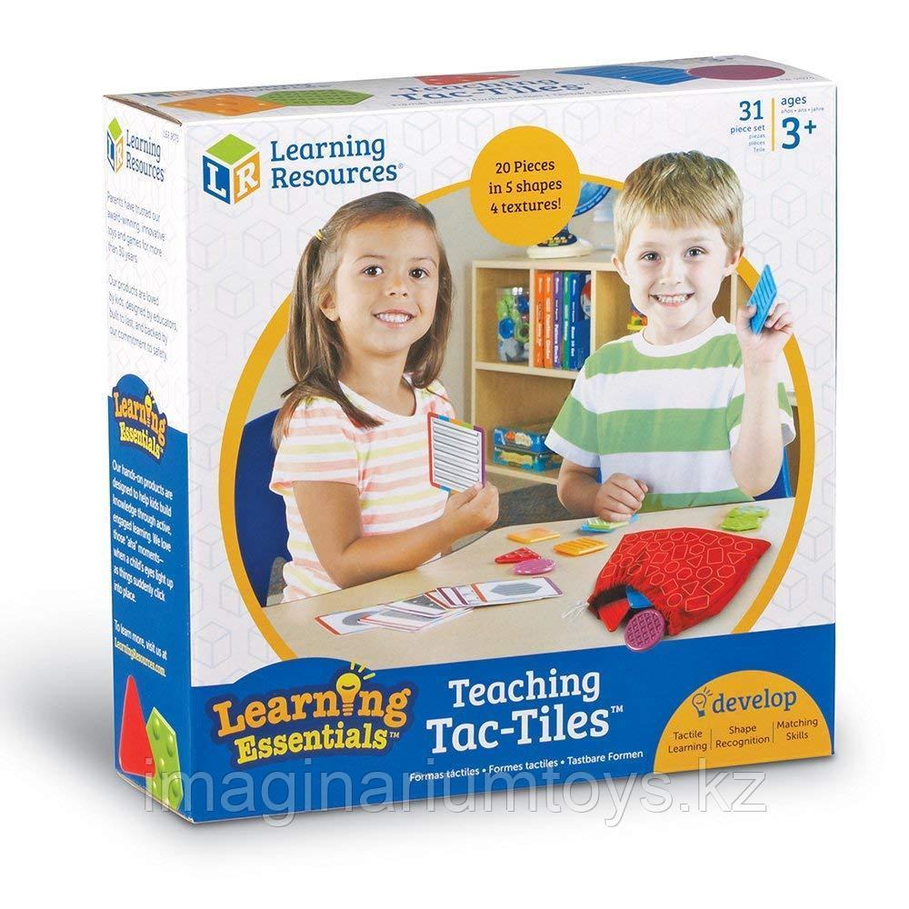 Развивающий игровой набор «Тактильные плитки» Learning Resources