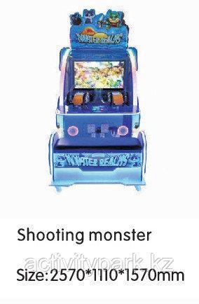 Игровой автомат - Shooting monster