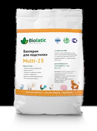 Бактерии для подстилки Biolatic Multi 25 (1 кг)