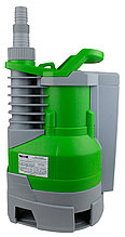 Насос дренажный (35мм,встр) Vodotok Q900B122 (900Вт, 15.5м3/ч, H-8м, до 35мм, кабель 10м) встроенный датчик