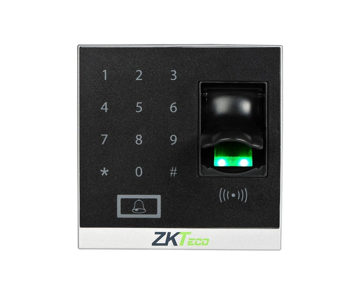 Биометрический автономный терминал ZK X8-BT