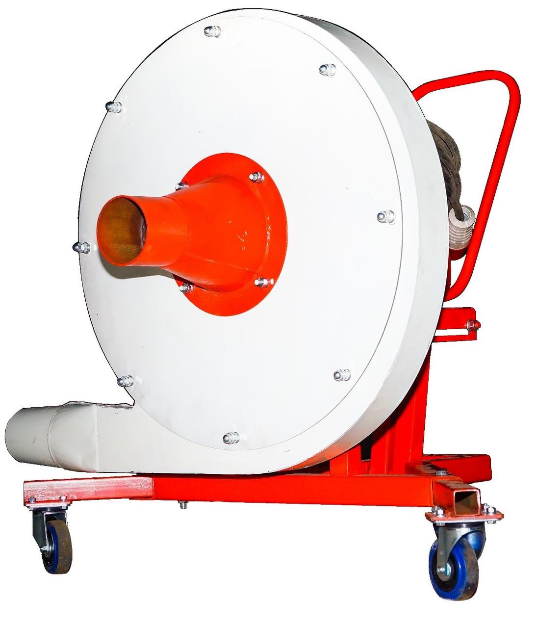 Измельчитель  зерна Пионер 2 (1.2 тонны в час)