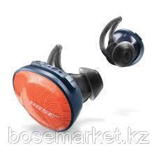 Беспроводные  наушники SoundSport Free Bose оранжевый