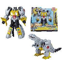 Hasbro Transformers E1886/E1908 Трансформер КИБЕРВСЕЛЕННАЯ 19 см Гримлок, фото 1