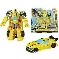 Hasbro Transformers E1886/E1907 Трансформер КИБЕРВСЕЛЕННАЯ 19 см Бамблби, фото 1