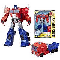 Hasbro Transformers E1885/E2067 Трансформер Кибервселенная 30 см Оптимус Прайм, фото 1