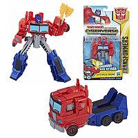 Hasbro Transformers E1884/E1901 Трансформер КИБЕРВСЕЛЕННАЯ 14 см Оптимус Прайм, фото 1