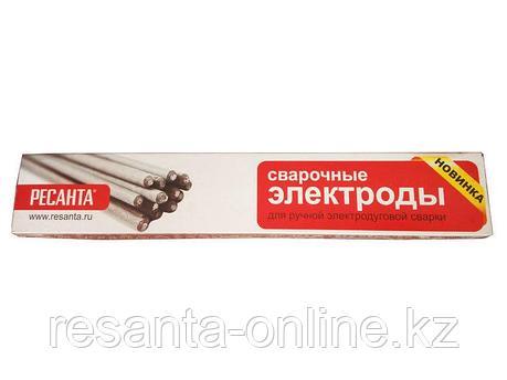 Электрод РЕСАНТА УОНИ 13/55 Ф4,0 Пачка 6,5 кг, фото 2