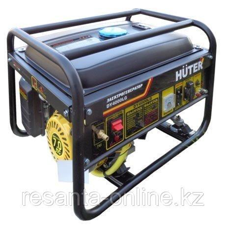Газовый генератор HUTER DY4000LG (Газ)