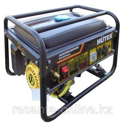 Газовый генератор HUTER DY4000LG (Газ), фото 2