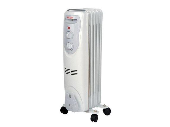 Масляный радиатор РЕСАНТА ОМ-5Н (1 кВт), фото 2