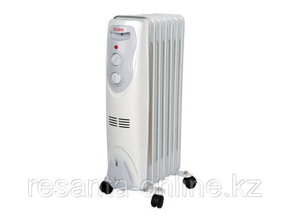 Масляный радиатор РЕСАНТА ОМ-7Н (1,5 кВт), фото 2