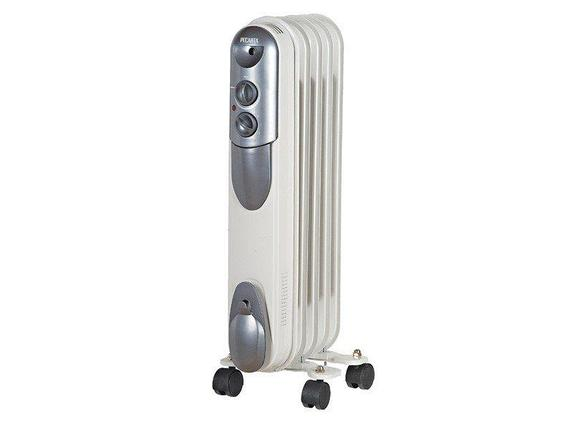 Масляный радиатор РЕСАНТА ОМПТ-5Н (1кВт), фото 2