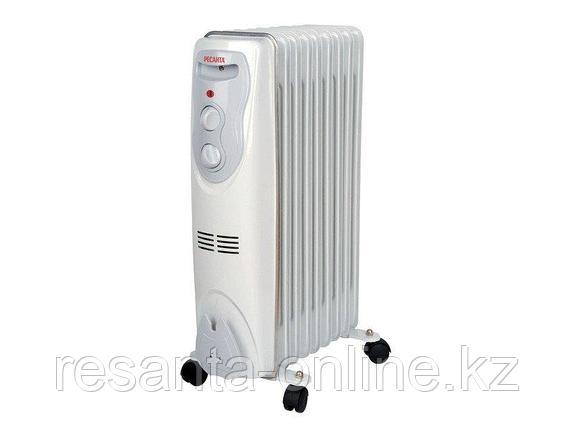 Масляный радиатор РЕСАНТА ОМ-9Н (2 кВт), фото 2