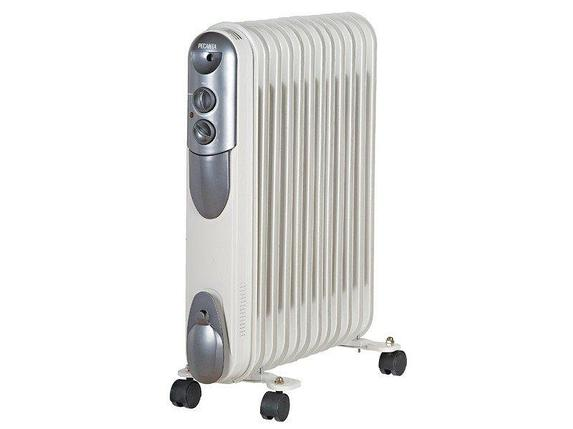 Масляный радиатор РЕСАНТА ОМПТ-12Н (2,5 кВт), фото 2