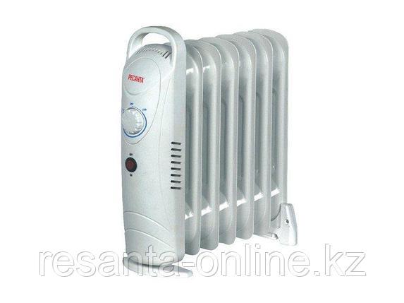 Масляный радиатор РЕСАНТА ОММ-7Н (0,7 кВт), фото 2