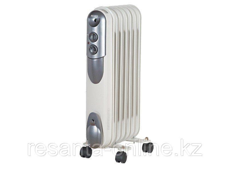Масляный радиатор РЕСАНТА ОМПТ-7Н (1,5 кВт)