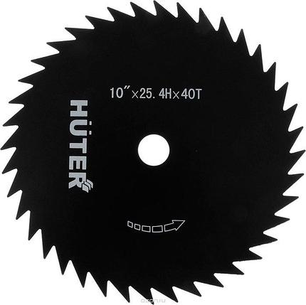 Диск (лезвие) HUTER GTD-40T, фото 2