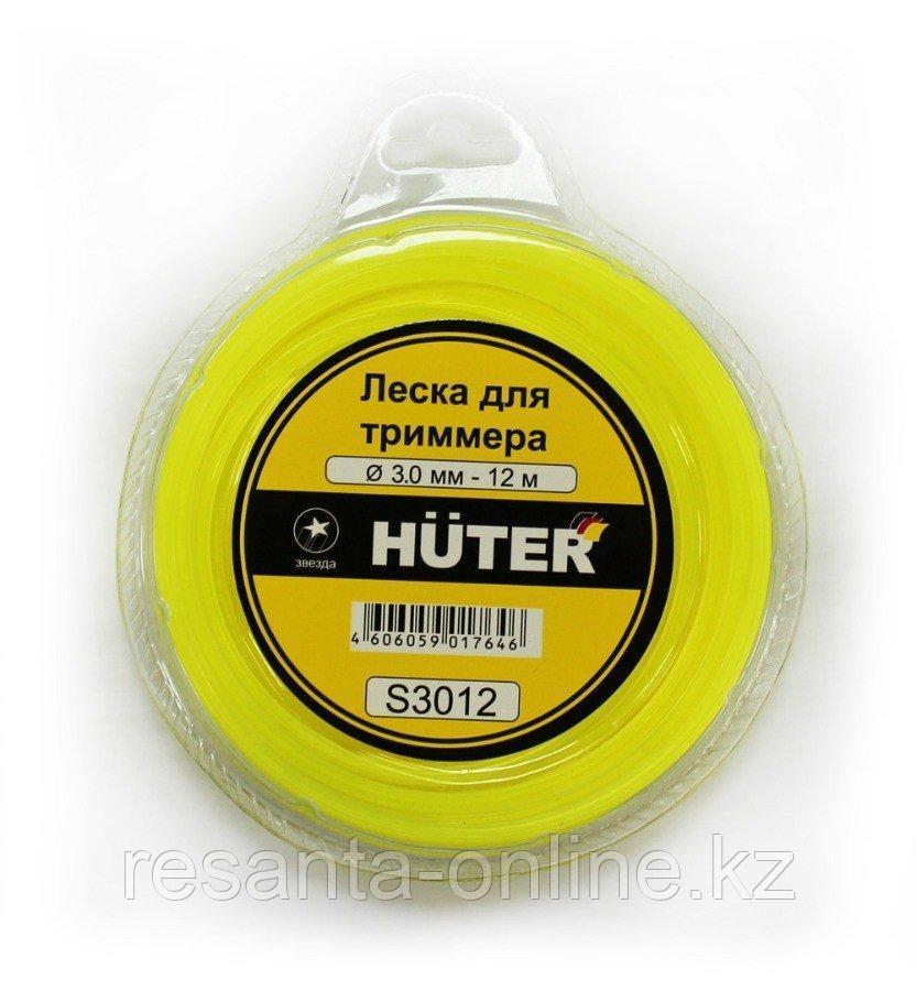 Леска HUTER S3012 звезда