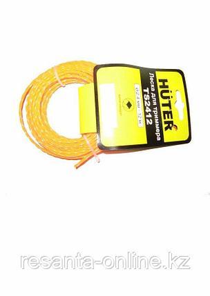 Леска HUTER TS2412 витой квадрат, фото 2