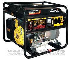 Электрогенератор HUTER DY6500LX с пультом