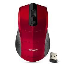 Беспроводная мышь CROWN MICRO CMM-934 Red