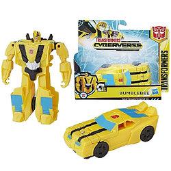 Игрушка Hasbro Transformers ИГРУШКА ТРАНСФОРМЕР КИБЕРВСЕЛ. УАН СТЕП в ас-те