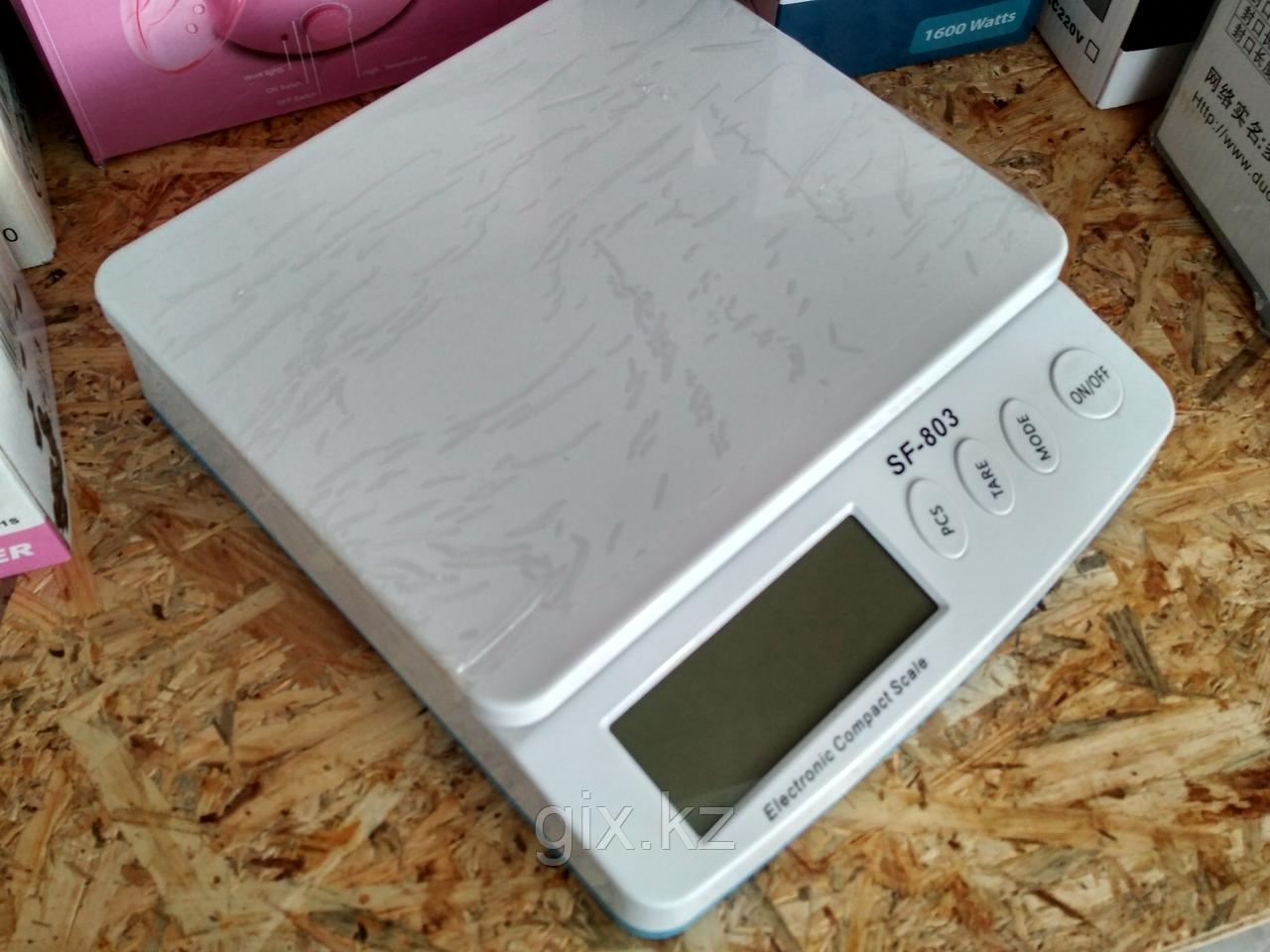 Весы электронные SF-803, 30 кг / 1 гр