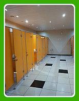 Установка сантехнических перегородок, фото 1