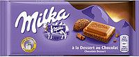 Milka Chocolate Mousse (100 грамм) (22 шт в упаковке)
