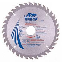 Пильный диск по дереву 200 x 32/30 мм, 36 твердосплавных зуба Барс, фото 1