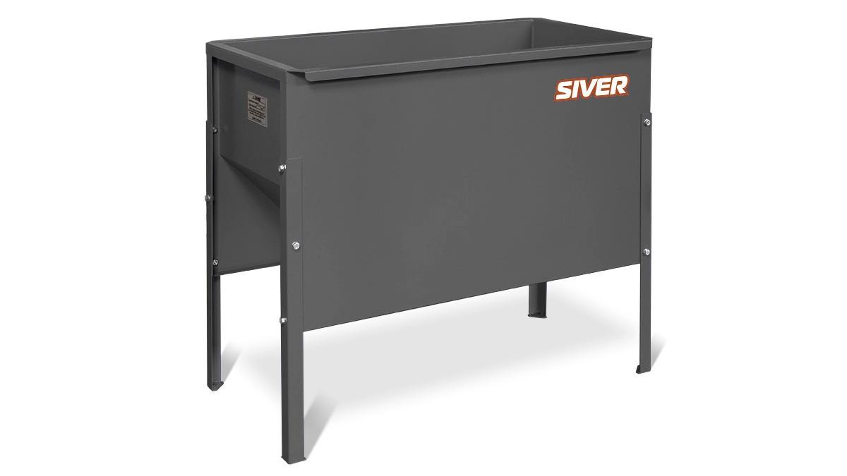 Ванна SIVER для проверки камер и шин