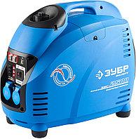 Бензиновый электрогенератор ЗУБР ЗИГ-2500, генератор инверторный, однофазный (220В), 4-тактный