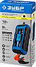 Зарядное устройство для автомобильного аккумулятора ЗУБР 59303, ПРОФЕССИОНАЛ, 12В, 8А, автомат, IP65, AGM., фото 4