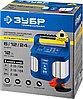 Зарядное устройство для автомобильного аккумулятора ЗУБР 59305, ПРОФЕССИОНАЛ, 12В, 12А, автомат, IP65, AGM., фото 5