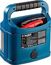 Зарядное устройство для автомобильного аккумулятора ЗУБР 59305, ПРОФЕССИОНАЛ, 12В, 12А, автомат, IP65, AGM., фото 3