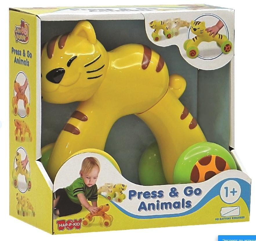 """Котёнок, серия """"Нажми и поедет"""" 3976"""