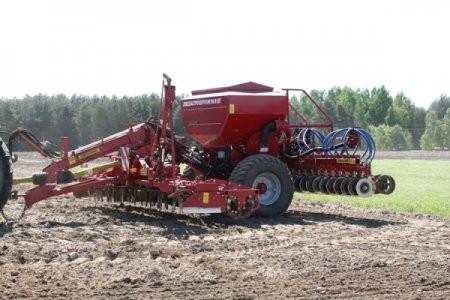 Агрегат почво - обрабатывающий посевной АПП-6А
