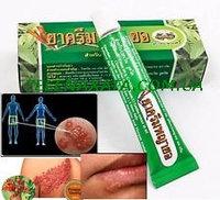 Крем от герпеса  10 г ,Таиланд  / Abhaibhubejhr Cream Payayor 10 g