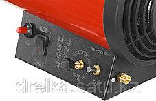 Тепловая пушка газовая ЗУБР ТПГ-17000_М2, МАСТЕР, 220 В, 17,0 кВт, 330м.куб/час, 1,4кг/ч., фото 3