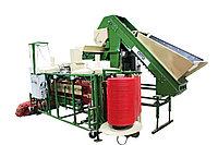 Автоматический фасовочный-упаковочный комплекс с сетказашивочной установкой УД-5(1)+УП-1