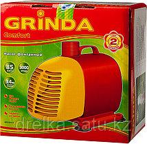 Насос фонтанный GRINDA GFP-50-3.4, для чистой воды, 3 насадки, пропускная способность 3000 л/ч, фото 2