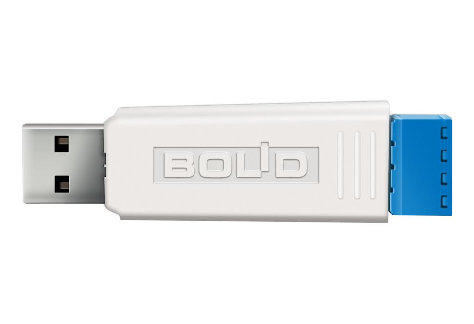 Преобразователь интерфейса Bolid USB RS-485