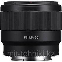 Объектив Sony FE 50mm f/1.8 Lens