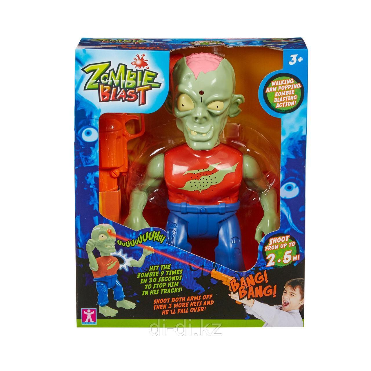 Игрушка ИК-тир Zombie Blast