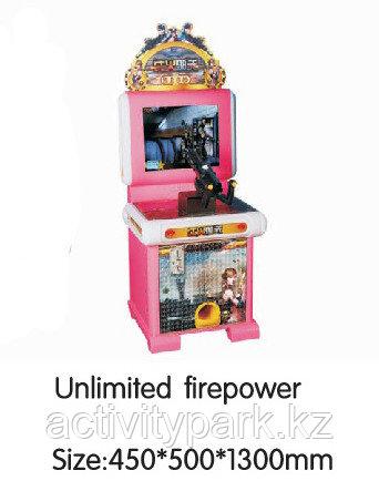 Игровой автомат - Unlimited firepower