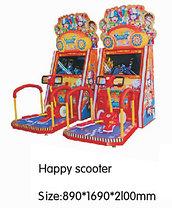 Игровой автомат - Happy scooter